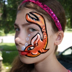 Fancy Face - Face Painter / Halloween Party Entertainment in Toronto, Ontario