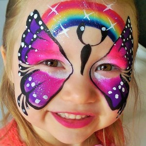 Fancy Faces by Amy - Face Painter / Body Painter in Tigard, Oregon