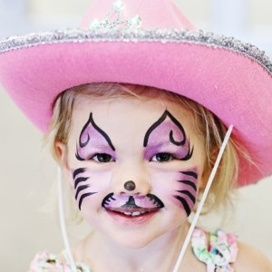 Fancy Faces Face Painting - Face Painter / Body Painter in Oklahoma City, Oklahoma