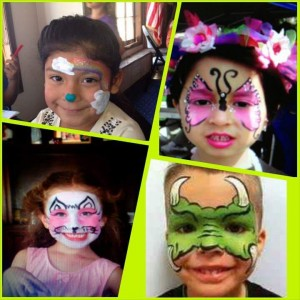 Fancy Little Faces - Face Painter in Moreno Valley, California
