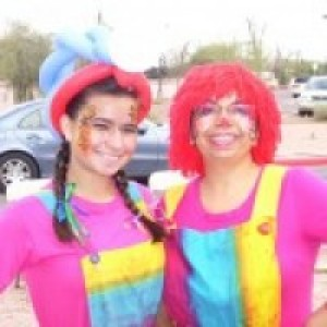 Fancy Nancy Face Painting and More! - Clown / Children's Party Entertainment in Peoria, Arizona