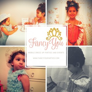 Fancy You - Princess Party in Santa Clarita, California