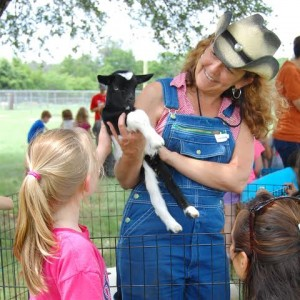 Fannie's Farm Friends Mobile Petting Zoo