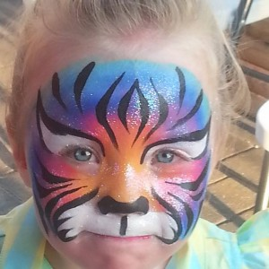 Fantasea Faces - Face Painter / College Entertainment in Fort Walton Beach, Florida