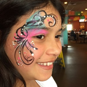 Fantastic faces face painting - Face Painter / Outdoor Party Entertainment in Chaska, Minnesota