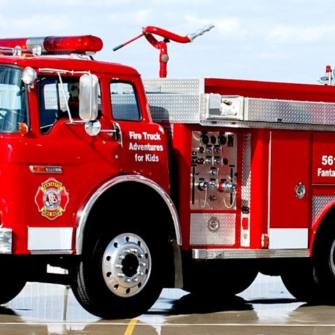 fanta truck hire fantastic fire department south florida fire truck party in