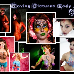 Body Art by Zann - Body Painter / Halloween Party Entertainment in Las Vegas, Nevada