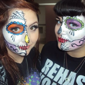 Fantastik Faces Facepainting by Lorie - Face Painter / Halloween Party Entertainment in Ocean Springs, Mississippi