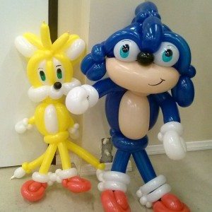 Fantasy Balloon Art - Balloon Twister / College Entertainment in Garden Grove, California