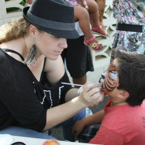 Fantasy Face & Body Art - Face Painter / College Entertainment in Kailua, Hawaii