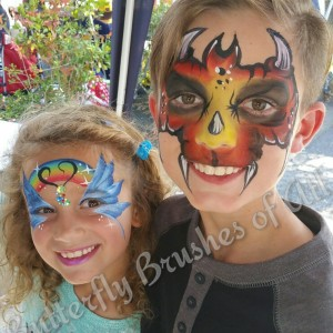 Butterfly Brushes of Atlanta - Children's Party Entertainment in Peachtree City, Georgia