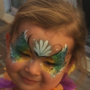 Fantasy Faces By Nina - Face Painter / Outdoor Party Entertainment in Lakewood, California