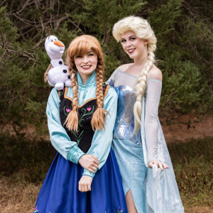 Fantasy Faire Character Company - Princess Party in Durham, North Carolina