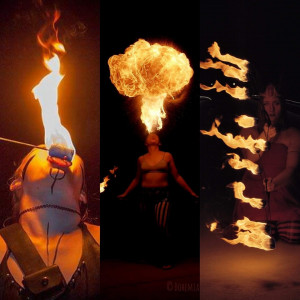 Fantasy Fire Arts - Fire Performer / Hoop Dancer in Houston, Texas