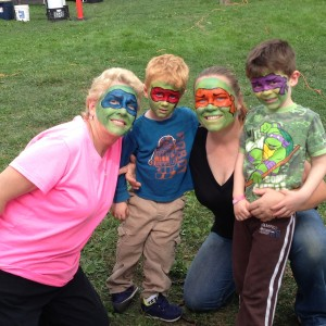 Fantasy FX - Face Painter / Airbrush Artist in Mount Laurel, New Jersey