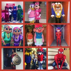 Fantasy Kids Parties Galore - Costume Rentals / Face Painter in East Hartford, Connecticut