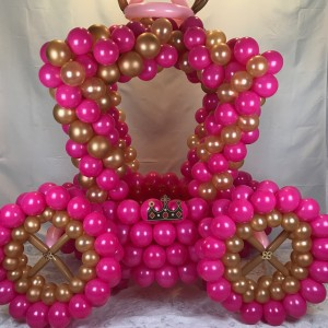 Fashion Balloons - Balloon Decor / Backdrops & Drapery in Rockville, Maryland