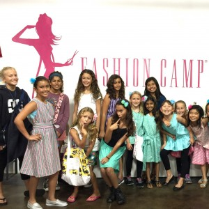 Fashion Camp - Arts & Crafts Party in Tustin, California