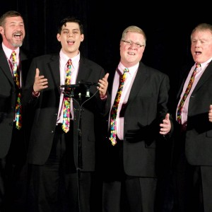 Fat City Four - Barbershop Quartet in Stockton, California