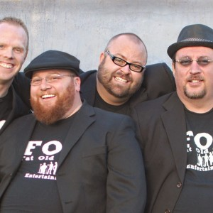Fat Old Guys Band - A Cappella Group in Salt Lake City, Utah
