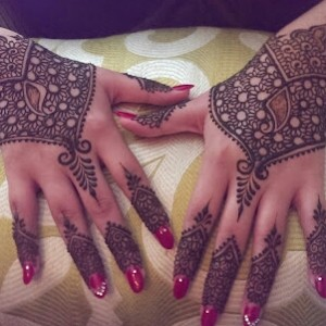 Fatimas Jeweled Henna - Henna Tattoo Artist in Yuba City, California