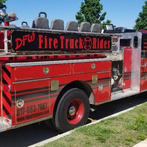 FD Party Tours - Fire Truck Party / Party Bus in Fort Worth, Texas