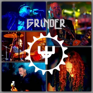 Grinder - Rock Band in Vandalia, Ohio