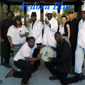 "Fedora Blue ""The Band"" - R&B Group in Jacksonville, Florida"