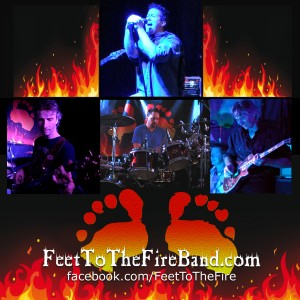 Feet To The Fire - Cover Band in Peterborough, Ontario