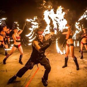 Felix & The FireCats - Fire Performer in Los Angeles, California