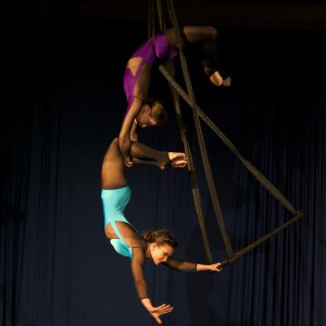Femmes de Flight - Aerialist in New York City, New York