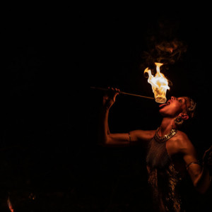 FemPyre - Fire Dancer in Dallas, Texas