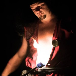 Fenrir or Moon Moon - Fire Performer in McDade, Texas