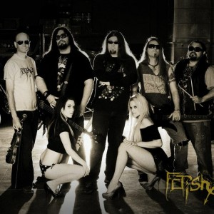 Fetish 37 - Heavy Metal Band in Boise, Idaho