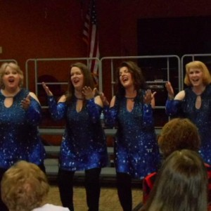 Fever! Quartet - Barbershop Quartet / A Cappella Group in Omaha, Nebraska
