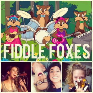 Fiddle Foxes - Children's Music in New York City, New York