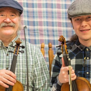 Fiddling Thomsons - World Music / Square Dance Caller in Portsmouth, New Hampshire