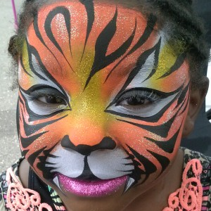 Fierce Faces Face Painting - Face Painter in Rio Rancho, New Mexico