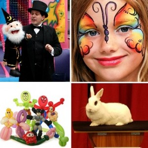 Fiesta Fantastic - Children's Party Magician / Face Painter in Anaheim, California