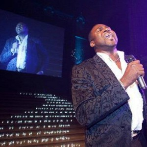 Fil  Straughan  - The  Org. Luther  Vandross    Tr - Tribute Artist in Columbus, Ohio
