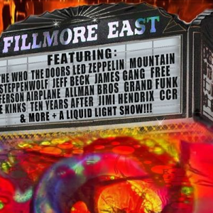 Fillmore East - Classic Rock Band in Akron, Ohio