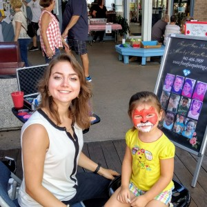 Finest Face Painting & More By MaryRose LLC - Face Painter / Halloween Party Entertainment in Punta Gorda, Florida