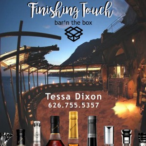 Finishing Touch, Bar N The Box Bartender - Bartender in Pasadena, California