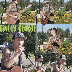 Finley George - Multi-Instrumentalist in Red Deer, Alberta