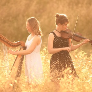Fire and Water Violin/Harp Duo