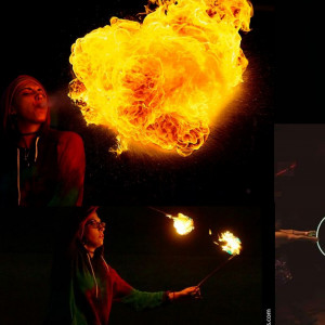Hocus Pocus Productions - Fire Performer / Princess Party in Denver, Colorado