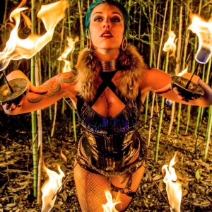 Fire by Collette - Fire Performer in Charlotte, North Carolina
