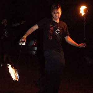 Fire Candy - Fire Performer / Outdoor Party Entertainment in Annapolis, Maryland