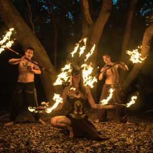 Komorebi Fire Arts - Fire Performer in Wilmington, North Carolina