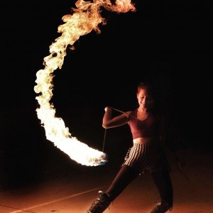 Fire Dancing - Fire Performer / Outdoor Party Entertainment in Los Angeles, California
